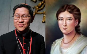 Cardinal Tagle to lead beatification ceremony of Venerable Pauline-Marie Jaricot